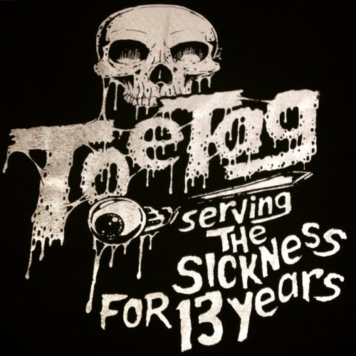 13 Years of Sickness by Lou Rusconi Skull Feature