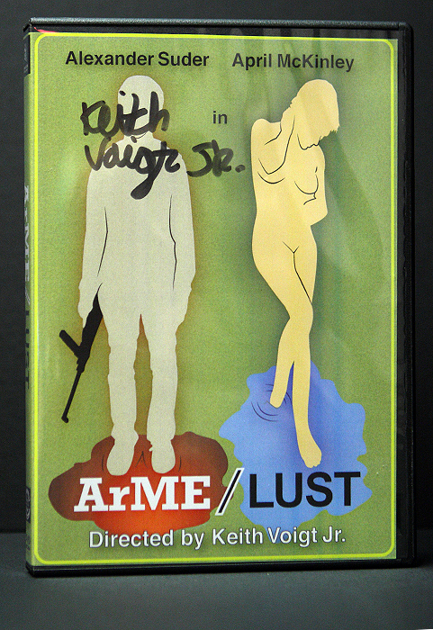 ArME LUST Front