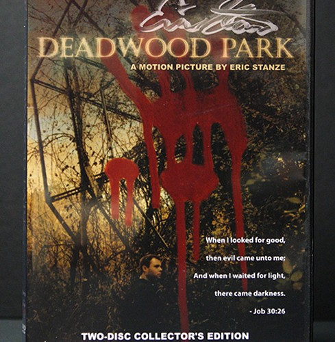DEADWOOD PARK 2-Disc Front