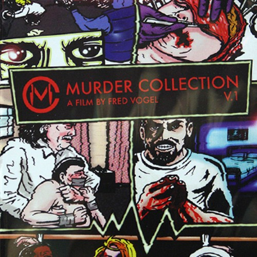 Murder Collection v.1 Rusconi Art Feature