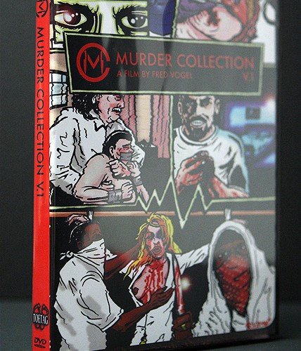 Murder Collection v.1 Rusconi Art Spine