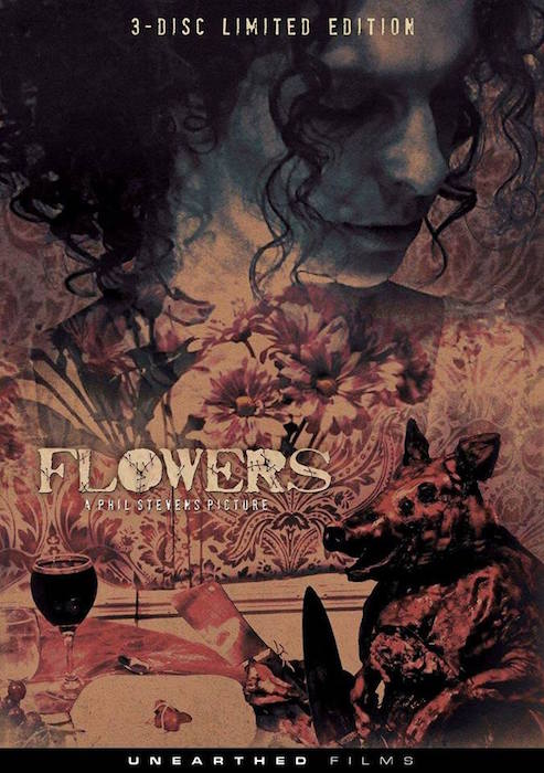 Flowers DVD (Unearthed)
