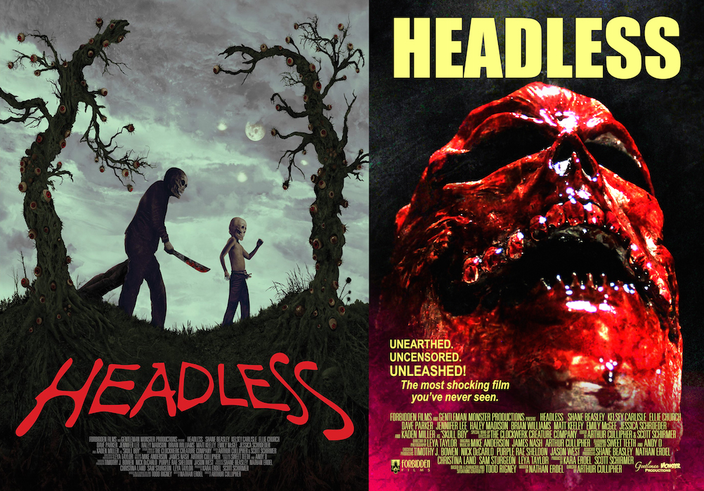Headless posters