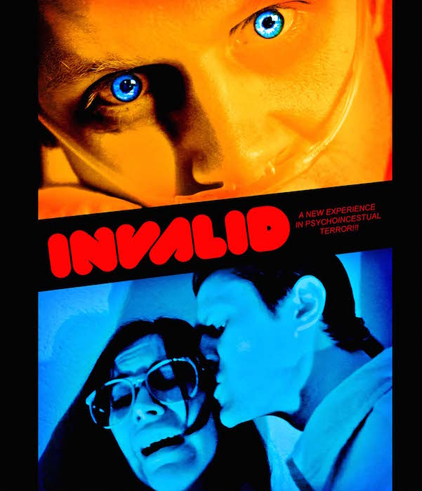 Invald Blu-Ray